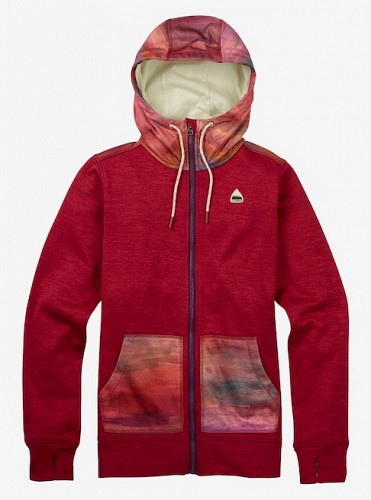 Women's Burton Quartz Full-Zip