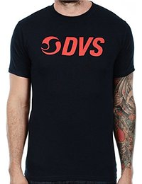 T-shirt DVS Action Logo