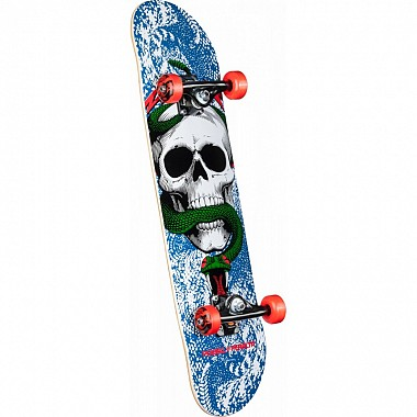 skate complet POWELL Skull and Snake one off