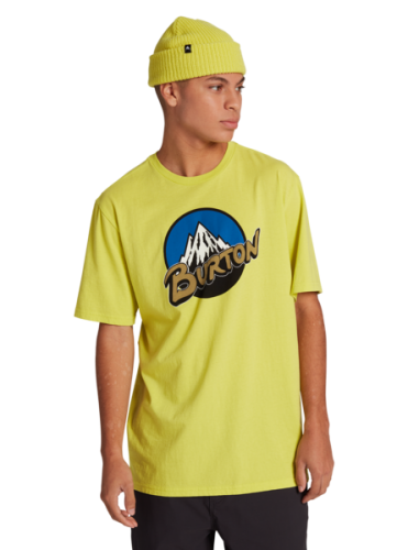 Retro Mountain Short Sleeve T-Shirt